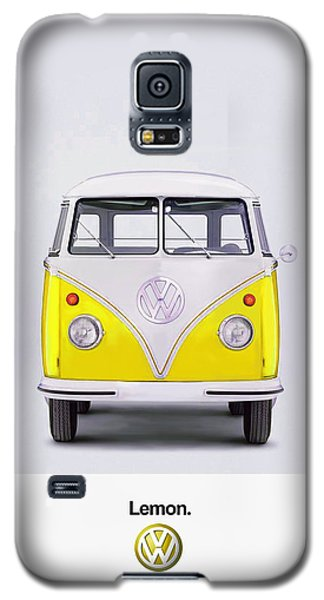 Lemon Galaxy S5 Case by Mark Rogan