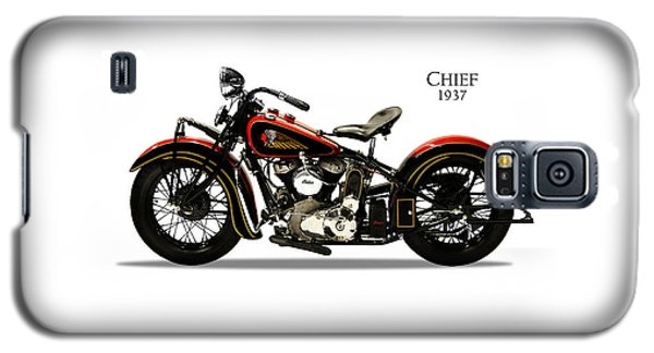 Indian Chief 1937 Galaxy S5 Case