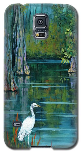 The Fisherman Galaxy S5 Case