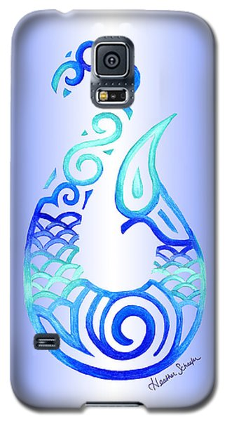 Tribal Fish Hook Galaxy S5 Case
