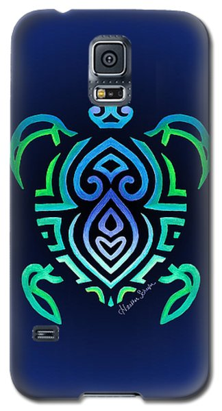 Tribal Turtle Galaxy S5 Case
