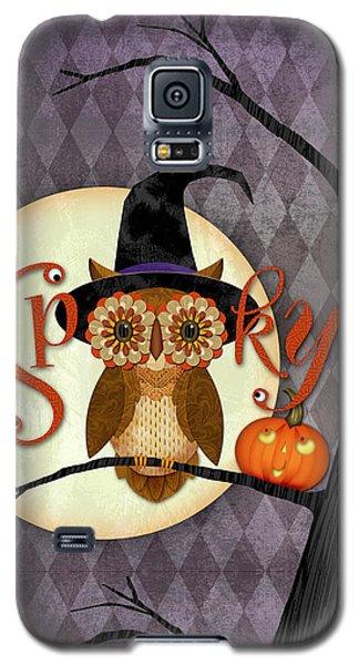 Spooky Owl Galaxy S5 Case