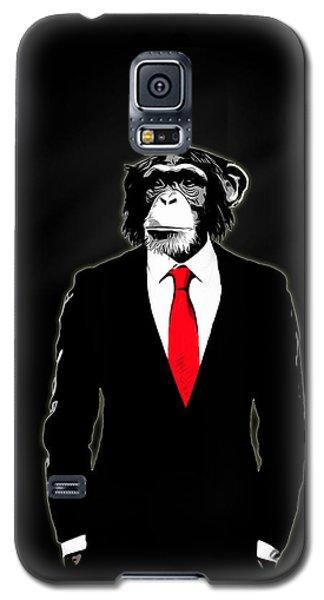 Domesticated Monkey Galaxy S5 Case by Nicklas Gustafsson