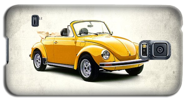 Vw Beetle 1972 Galaxy S5 Case by Mark Rogan