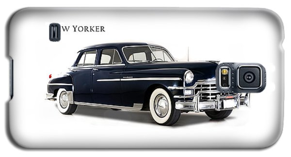 Chrysler New Yorker 1949 Galaxy S5 Case by Mark Rogan