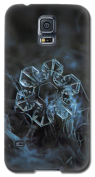 Snowflake Photo - The Core Galaxy S5 Case