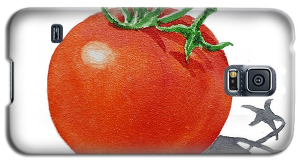 Artz Vitamins Tomato Galaxy S5 Case