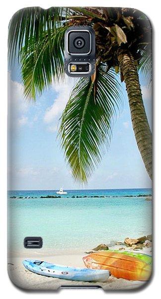 Aruban Oasis Galaxy S5 Case