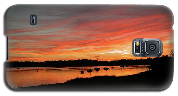 Arzal Sunset Galaxy S5 Case