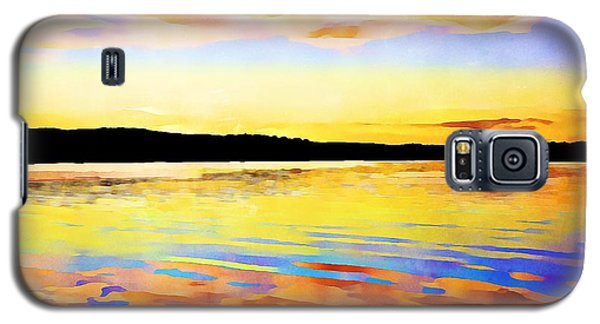 As Above So Below - Digital Paint Galaxy S5 Case