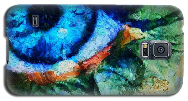 As He Said Goodbye - Painting  Galaxy S5 Case