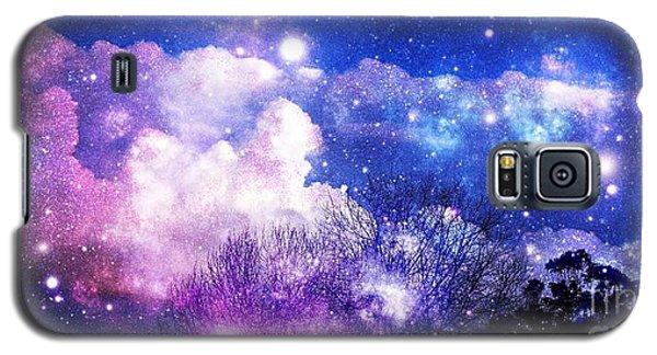 As It Is In Heaven Galaxy S5 Case by Leanne Seymour