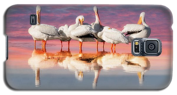 As The Sun Goes Down Galaxy S5 Case