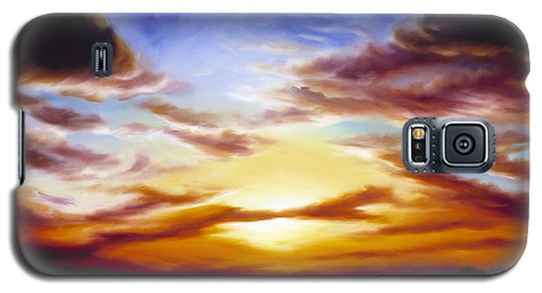 As The Sun Sets Galaxy S5 Case