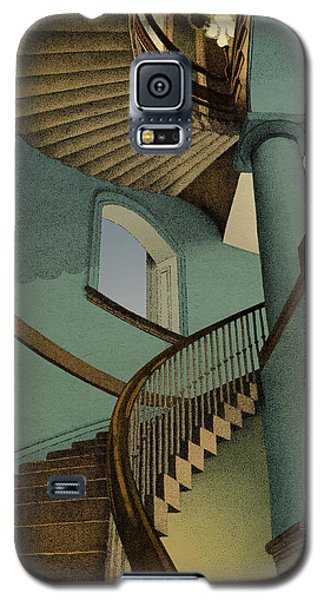 Ascending Galaxy S5 Case by Meg Shearer