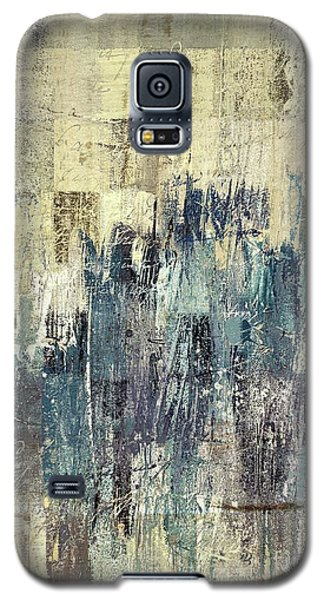 Galaxy S5 Case featuring the painting Ascension - C03xt-159at2b by Variance Collections