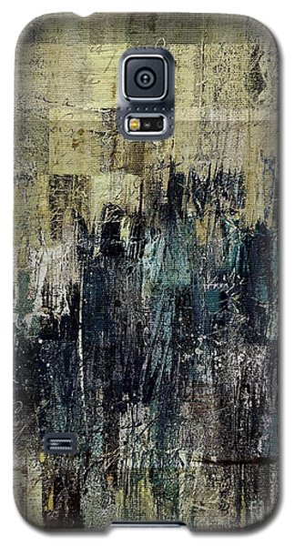 Galaxy S5 Case featuring the painting Ascension - C03xt-159at2c by Variance Collections