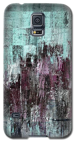 Galaxy S5 Case featuring the digital art Ascension - C03xt-161at2c by Variance Collections