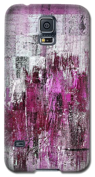 Galaxy S5 Case featuring the digital art Ascension - C03xt-165at2c by Variance Collections