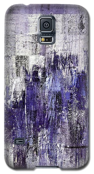 Galaxy S5 Case featuring the painting Ascension - C03xt-166at2c by Variance Collections