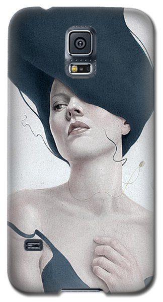 Portraits Galaxy S5 Case - Ascension by Diego Fernandez