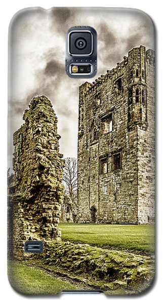 Ashby Castle Galaxy S5 Case