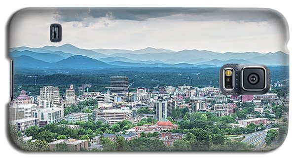 Asheville Afternoon Cropped Galaxy S5 Case