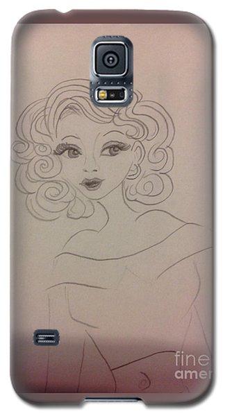 Ashley Barbour Galaxy S5 Case