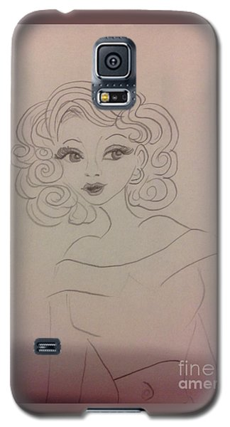 Ashley Barbour Galaxy S5 Case
