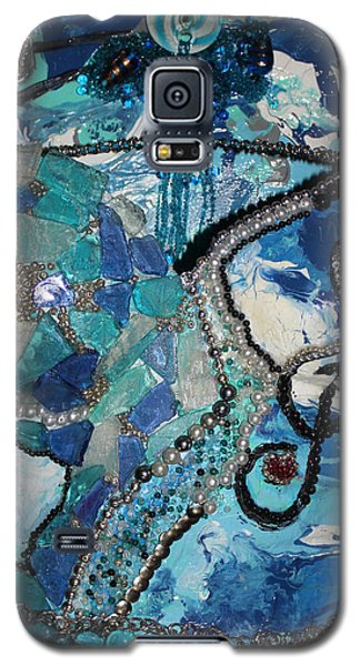 Ashley - Let The Music Play Supporter Galaxy S5 Case