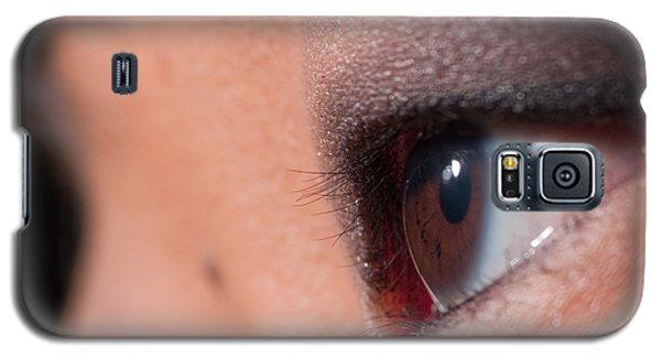 Asian Girl Eyes 1283053 Galaxy S5 Case