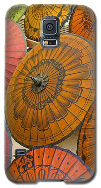 Asian Umbrellas Galaxy S5 Case