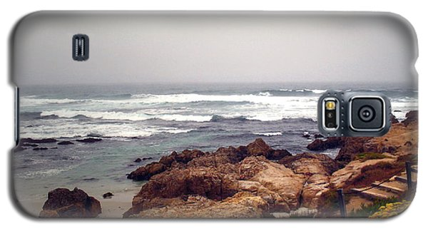 Asilomar Beach Pacific Grove Ca Usa Galaxy S5 Case