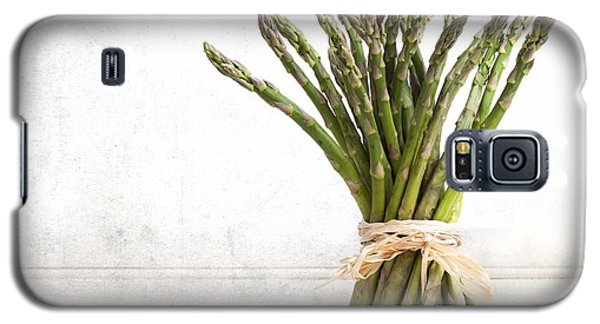 Asparagus Vintage Galaxy S5 Case by Jane Rix