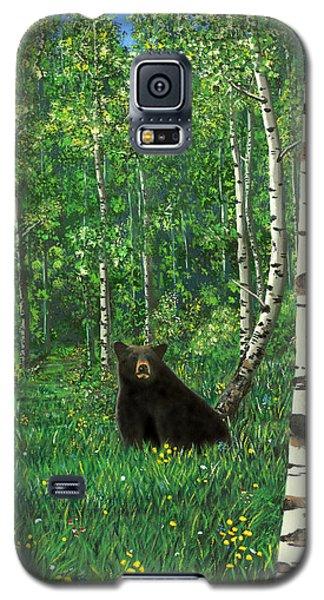 Aspen Bear Nursery Galaxy S5 Case