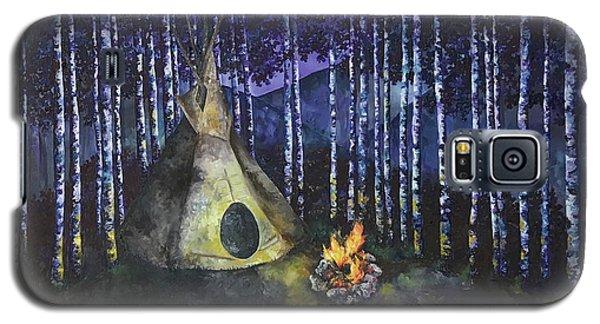 Aspen Camp Galaxy S5 Case