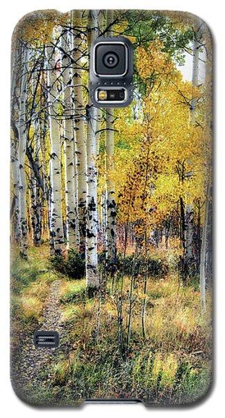 Aspen Clone Galaxy S5 Case by Jim Hill