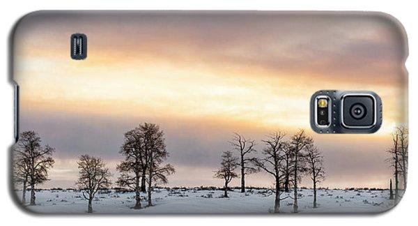 Aspen Hill At Sunset Galaxy S5 Case