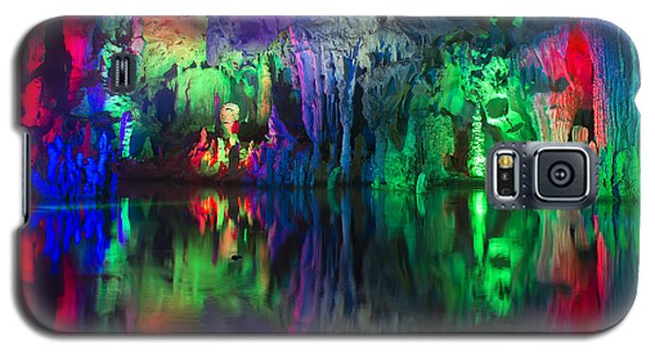 Assembly Dragon Cave Galaxy S5 Case by Wade Aiken