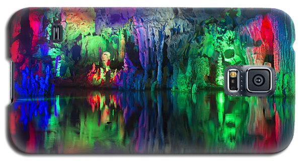 Galaxy S5 Case featuring the photograph Assembly Dragon Cave by Wade Aiken