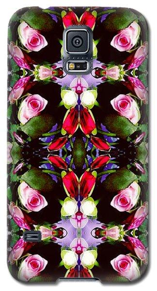 Assortment Of Flower  Galaxy S5 Case
