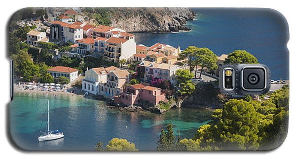 Galaxy S5 Case featuring the photograph Assos In Greece by Rob Hemphill