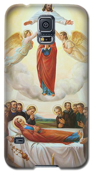 Assumption Of The Blessed Virgin Mary Into Heaven Galaxy S5 Case