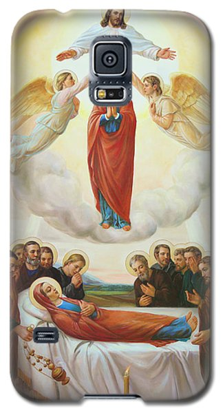 Assumption Of The Blessed Virgin Mary Into Heaven Galaxy S5 Case by Svitozar Nenyuk