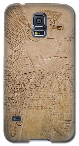 Assyrian Guardian Galaxy S5 Case