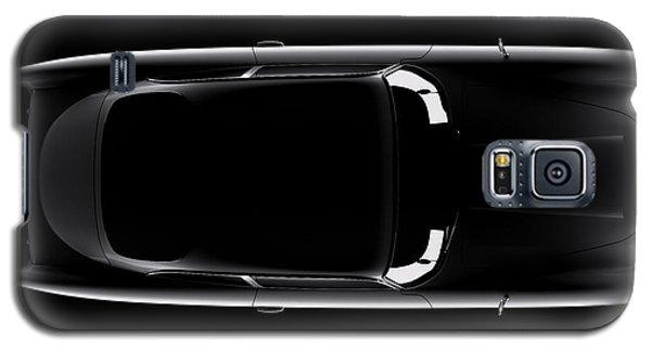 Aston Martin Db5 - Top View Galaxy S5 Case