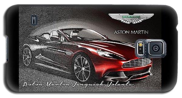 Aston Martin Vanquish Volante  Galaxy S5 Case