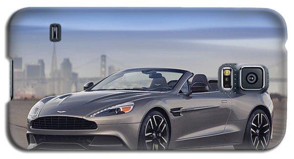 Aston Vanquish Convertible Galaxy S5 Case