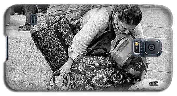 Bag Lady Galaxy S5 Case