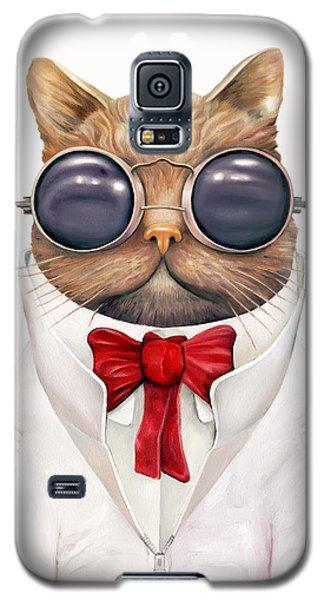 Astro Cat Galaxy S5 Case by Animal Crew